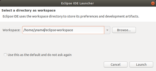 Eclipse ide for qm qp